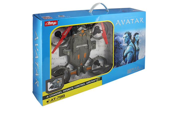 Avatar Toys, Avatar Aircraft, Remote control toys, Electric plane, Avatar 4 axis, RC quadcopter.