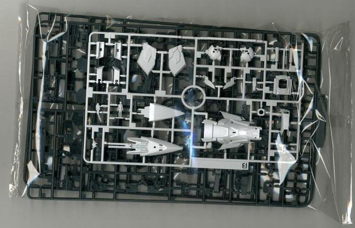 Bandai Gundam Gunpla MG Plastic 1/100 Scale Model Kit EW Wing Gundam Proto Zero.
