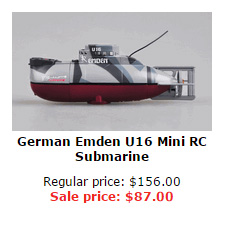RC HOBBY Blog A very interesting RC Mini submarine for your aquarium. aquarium Toys Introduction Preview Article..