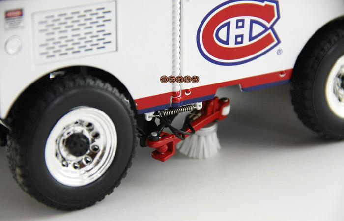 1 18 Scale Model Motor City Classics Ice Resurfacing