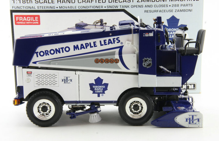 1/18 Scale Model Motor City Classics Ice resurfacing ...