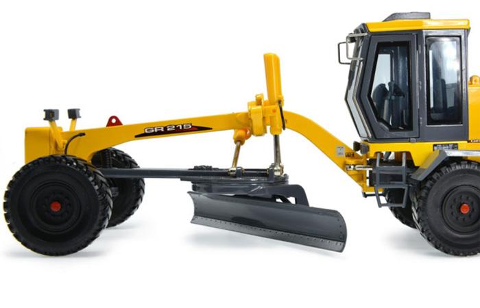 1/35 Scale Model XCMG GR215 Grader Diecast Model, Zinc Alloy Model Toy.