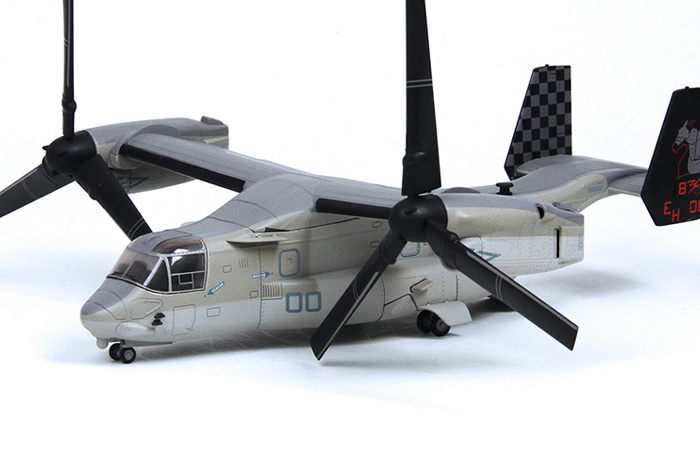 1/72 Scale Modern Military Aircraft Model, US V-22 Osprey Helicopter Diecast Model.