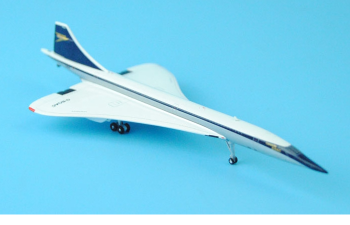 1/400 Model Airplane JC-Wings XX4674 British Airways BOAC Concorde G-BOAC Aircraft Diecast Model Collectibles, Scale Model, Metal Model Plane.