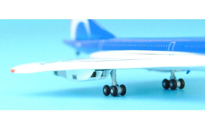 1/400 Model Airplane JC-Wings XX4906 Air France Aerospatiale-British Aerospace Pepsi Concorde 101 F-BTSD Aircraft Diecast Model.
