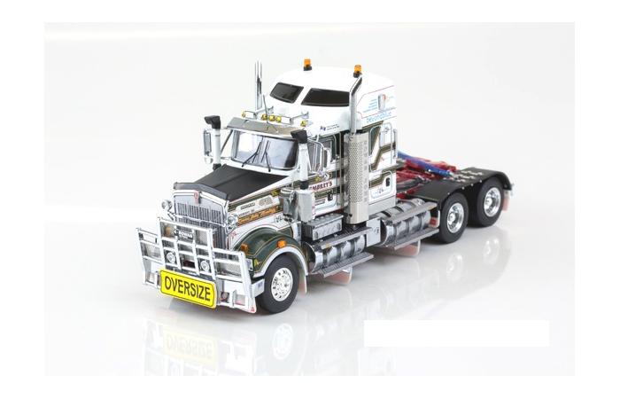 Drake Z01370 1/50 Scale Model. Kenworth T909 Tractor Diecast Model Truck Model.