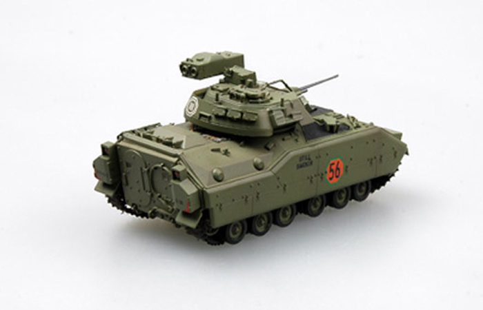 EASY-MODEL EAM35051 US M2 Infantry Fighting Vehicle Finished Army Vehicle Model�.