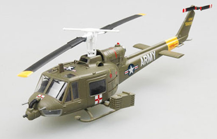 EASY-MODEL EAM36908 US Army Huey UH-1B Finished Helicopter Scale Model�.
