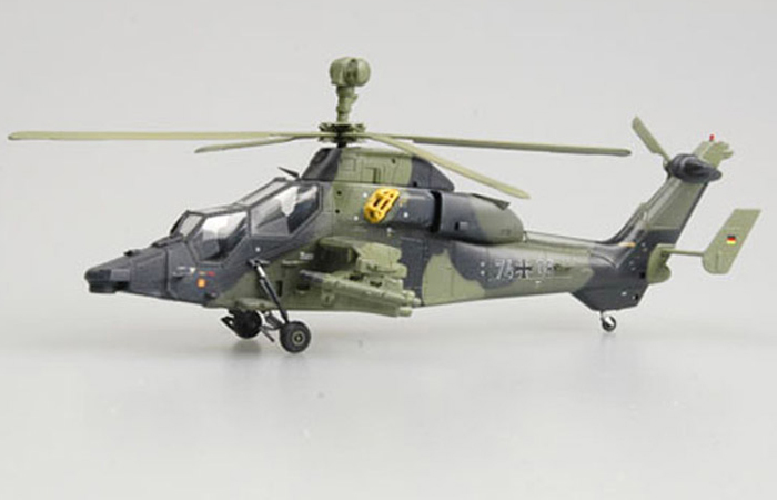 EASY-MODEL EAM37005 EC-665 Tiger UHT. 74/08 Finished Helicopter Scale Model.
