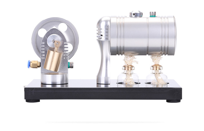 Engine Model, Steam Engine Boiler Scale Model, Fun toys, Educational toys.
