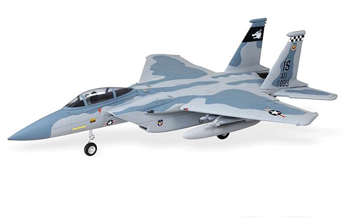 RTR 4 Channel 2.4Ghz Radio remote control Fixed-wing Glider F-15 Eagle EPO RC EDF Jet plane Model