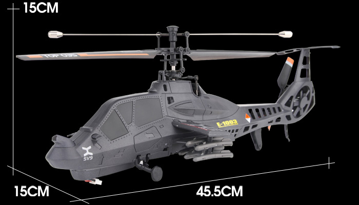 Comanche model RC helicopter, Comanche Toy, electric helicopter, 4CH Single blade, big RC helicopter, Military Toys.