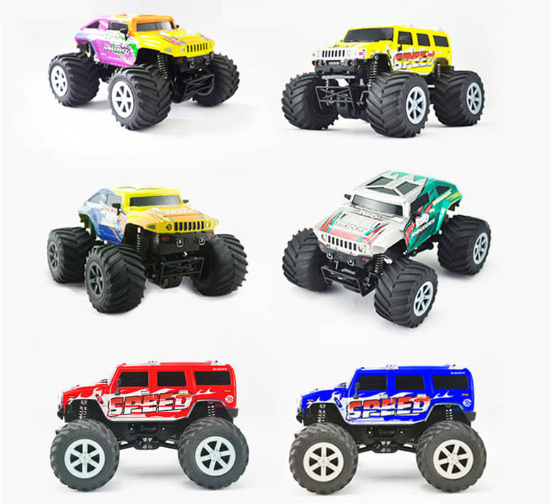 Mini RC Car, RC Crawl, RC climb, micro Toy Car, 2.4G Radio control 4X4 4WD four-wheel drive Car.
