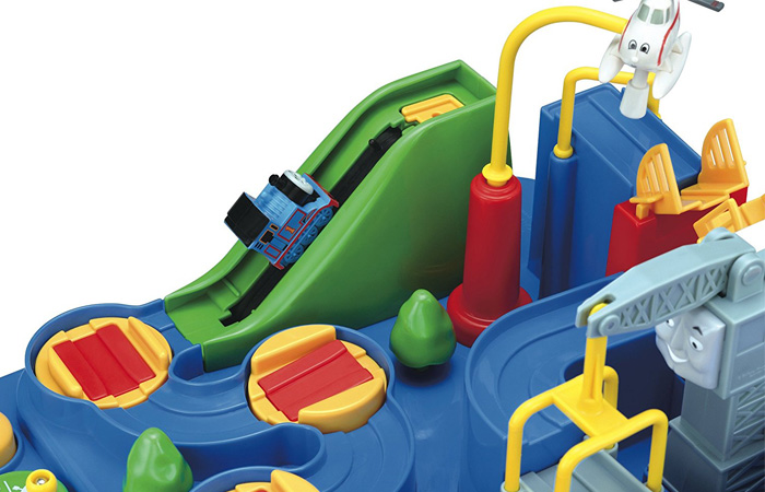 Gakken Thomas And Friends, Thomas Let's Go For Adventure Playset, Thomas And Friends Games.