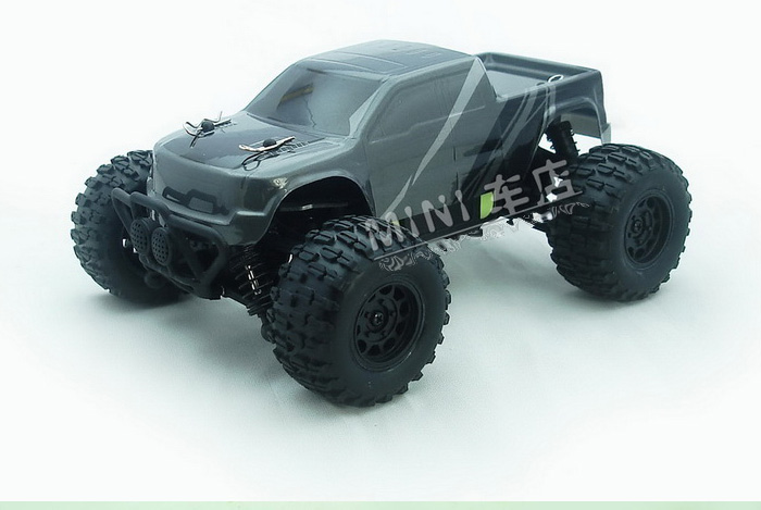 1/24 Scale  RTR off-road Mini 4WD Four wheel suspension RC buggy, High speed RC Racing Car.