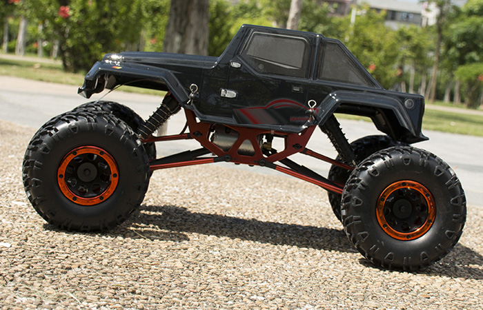Hsp 1 10 4wd Four Wheel Steering System Off Road Rtr Electric Remote Control Truck Jeep 4x4 Rc Car