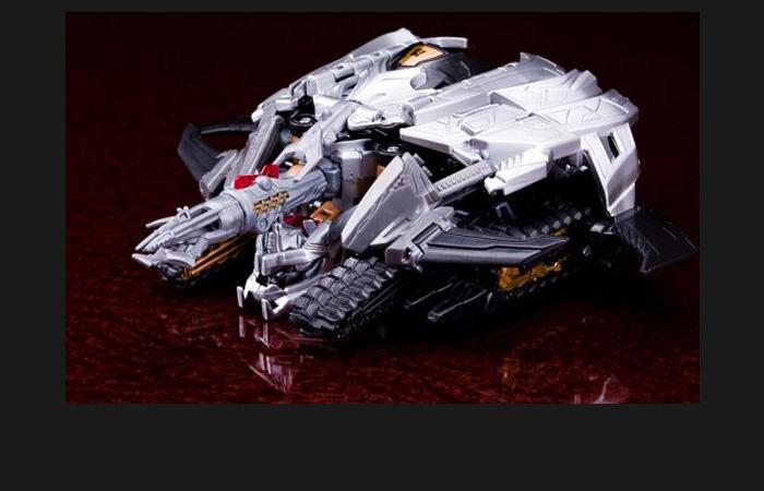 Hasbro, Takara Tomy, Transformers,Transformers 2 Revenge of the Fallen MB-03 Megatron.