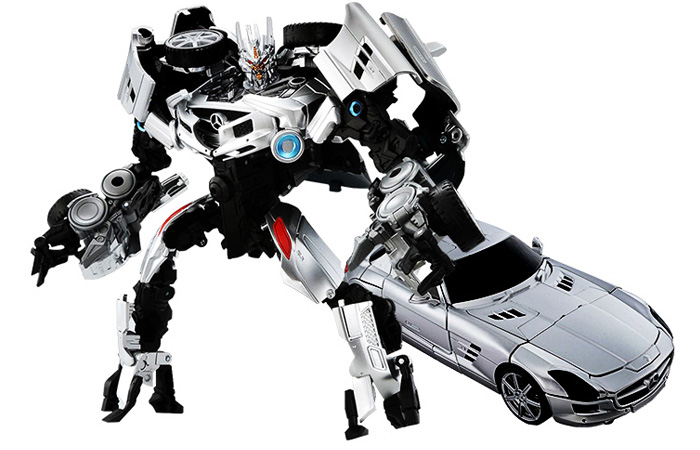 Hasbro, Takara Tomy, Transformers,Transformers 3 Dark of the Moon MB-07 Soundwave.