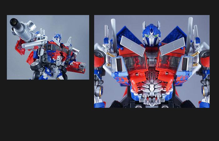 Hasbro, Takara Tomy, Transformers,MB-11 Transformers III Dark Of The Moon Optimus Prime.