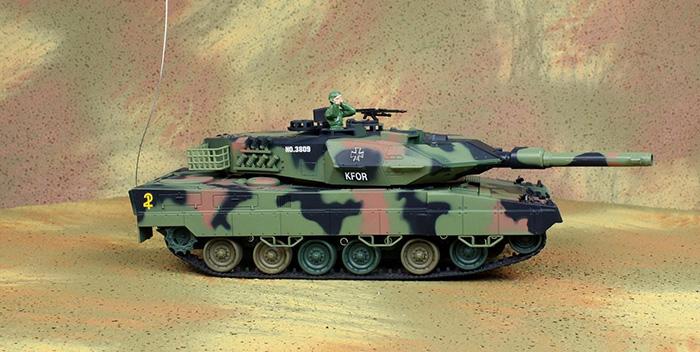 heng long rc tanks 3809 GERMAN LEOPARD IIA5 large scale ...