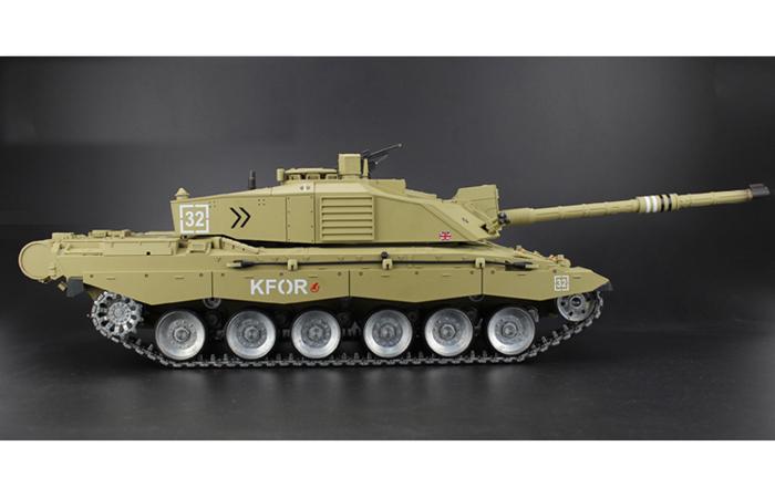 Heng Long Toys Rc Tank 3908 1 3908 British Challenger 2