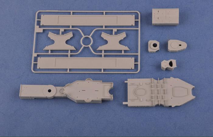 1/350 Scale Model Kit, French Navy Strasbourg Battleship, Hobby-Boss 86507 Plastic Model Kit.