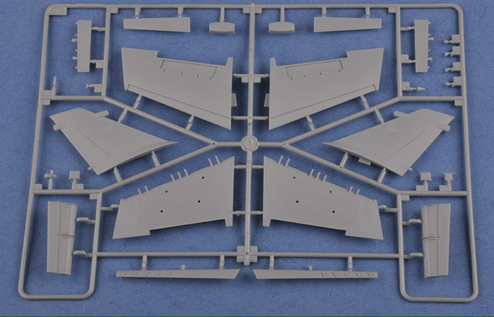 1/48 Scale Model Kit, A-1B Trainer, Hobby-Boss 81744 Plastic Model Kit.