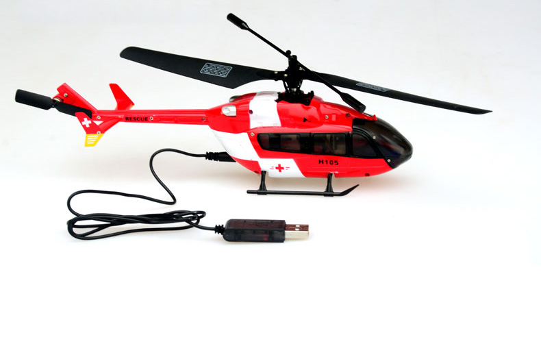 Hubsan EC145 H105B, 2.4Ghz micro RC helicopter, 4ch scale model remote controled blade helicopter.
