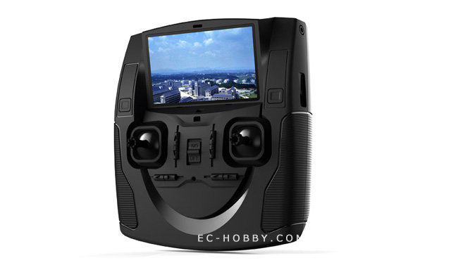 hubsan x4 rc quadcopter h107d/ mini RC quadcopter video camera/ 5.8ghz fpv LCD monitor transmitter