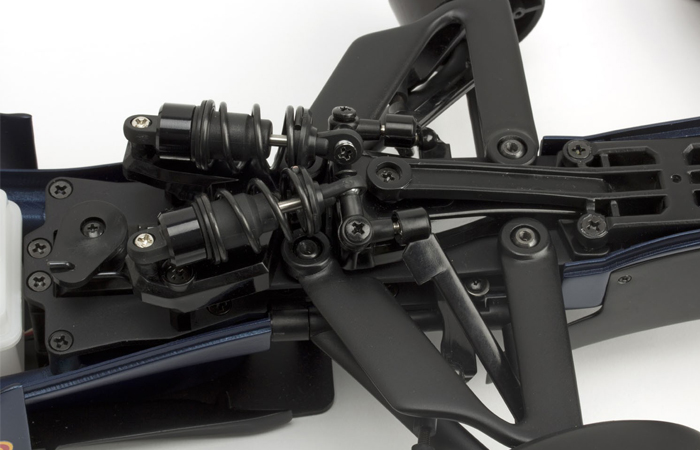 Kyosho 1:7 Scale Model Red Bull F1 Racing RB7 Nitro Remote Control Formula 1 Car.