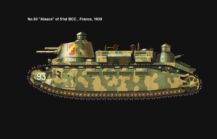 Meng-Model TS-009 1/35 Scale Plastic Model Kit World War I French Super-Heavy Tank CHAR 2C Scale Model, Static Tank Model.