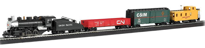 Bachmann 00692 Pacific Flyer Train Set For Sale, Online Model Store, Model Train .