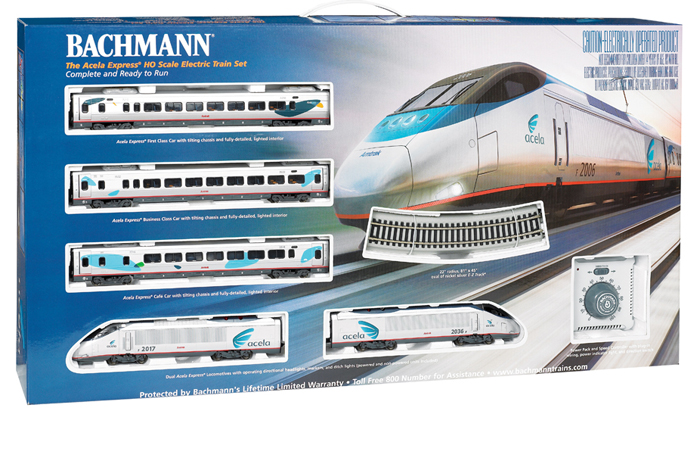 Bachmann 00684 Emily's Passenger Train Set, Online Model Store, Model Trains.