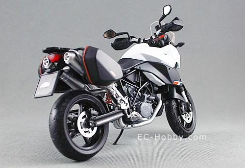 1 12 Ktm 990 Smt Die Cast Scale Motorcycle Model Ec Hobby Com