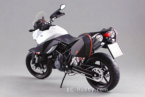 1:12 KTM 990 SMT Die Cast-Scale Motorcycle Model - EC-Hobby com