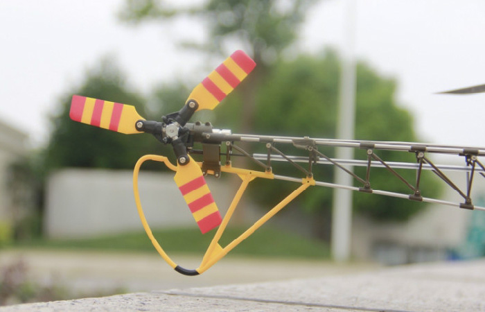 Nine Eagles Solo Pro 290a Sa 315a Lama 6ch 3d Rc Model