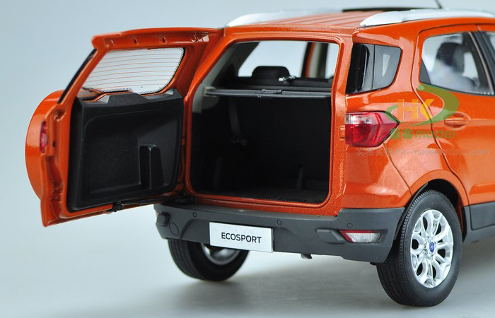 1/18 Scale Model FORD ECOSPORT SUV Original Diecast Model Car, Gifts, toys, collectibles, Display Model, Static Model, Finished model.