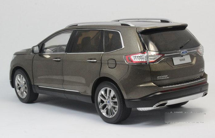 1/18 Scale Model Ford EDGE 2015 Original Diecast Model Car, Gifts, toys, collectibles, Display Model, Static Model, Metal model car.