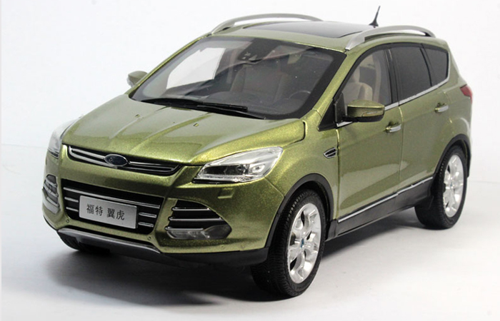 1 18 scale model ford kuga 2013 2014 2015 original diecast. Black Bedroom Furniture Sets. Home Design Ideas