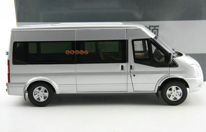 1 18 Scale Ford Transit Van Original Diecast Model Gifts