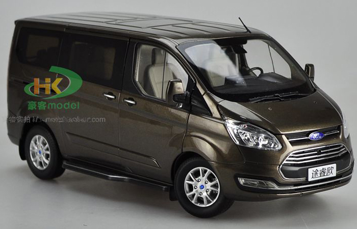 1 18 Scale Model Ford Tourneo Van Car Original Diecast