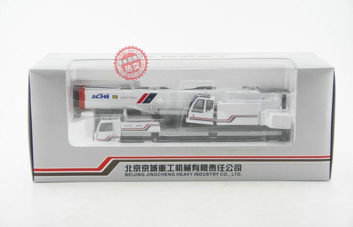 1/50 Scale QY160E Mobile Crane Diecast Model, Construction Machinery, Construction vehicles, crane truck, lifting crane, Scale Model.