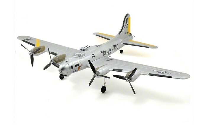 Easy-Sky RC Hobby ES9910 B-17 Flying Fortress RC Plane, For Beginner And Advanced.