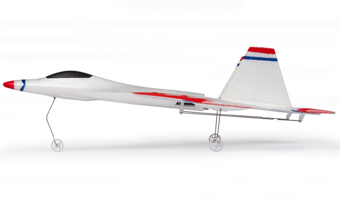 Macfree MCF2201 mini f22 RC Plane, 6 Channel Micro RC Fixed-Wing Beginner / Advanced.