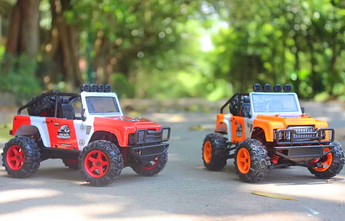 SUBOTECH TOY BG1511 2.4GHz RTR 4WD RC Toy Car, Electric Climbing RC Scale Model Car