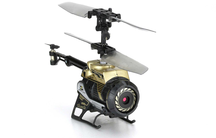 Silverlit Toys, NANO Mini Spy RC Helicopter, Camera remote control ...