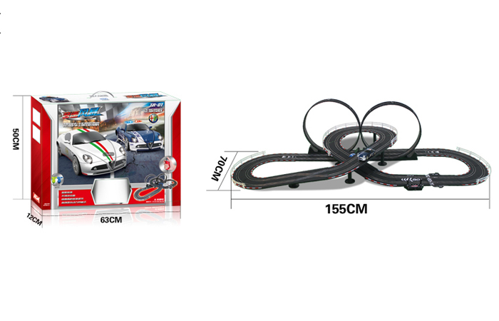 Top-Racer AGM TR01 Slot Car Sets , Slot Track, Remote Control Racing Car.