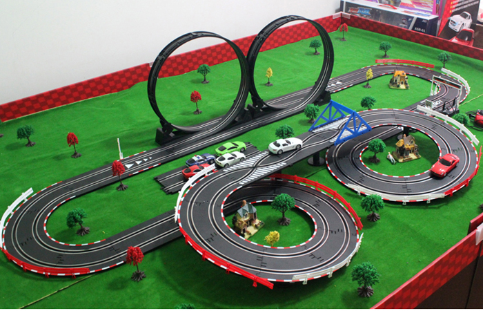 Best Electric Slot Car Race Set