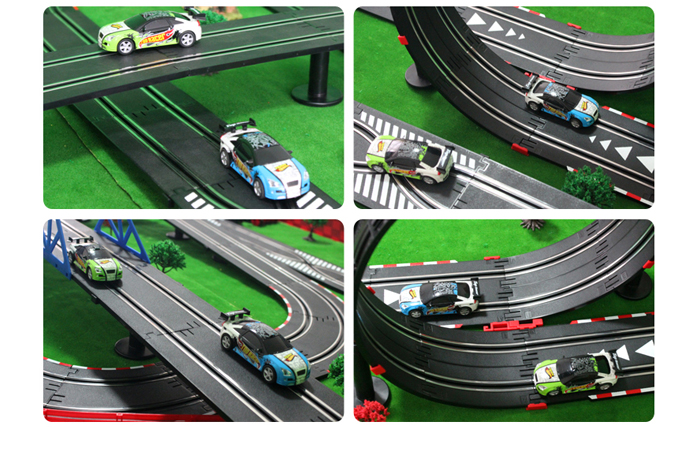 top racer agm tr08 slot car sets slot track remote control racing car