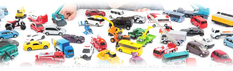 Takara Tomy, Tomica, Playsets Toys, Garage Parking Playset, Diecast Model Car.
